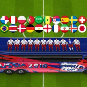 ワールドカップ2018 決勝トーナメント表と西野ジャパンの感想